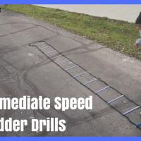 4 Intermediate Speed Ladder Drills