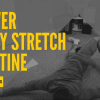 Lower Body Stretching Routine