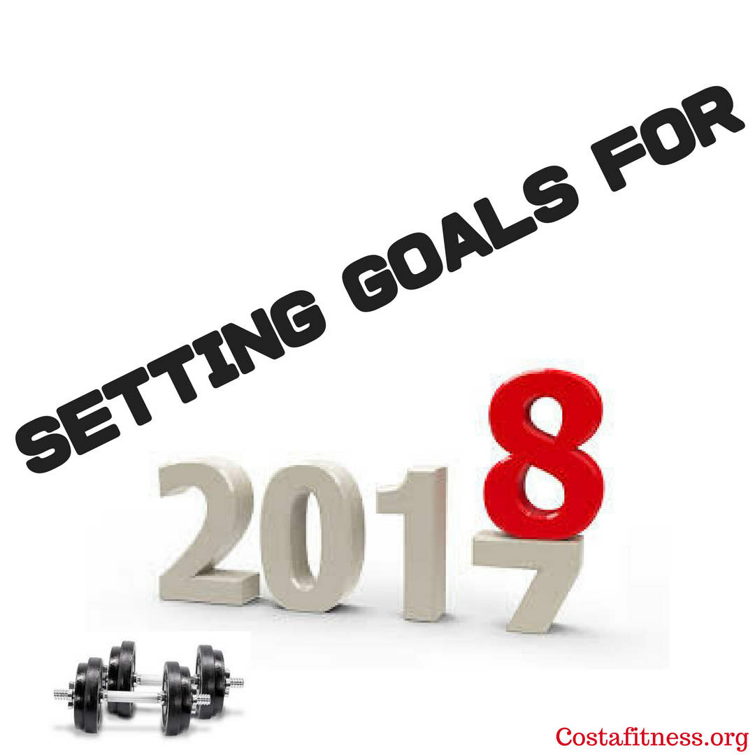 Setting Goals for