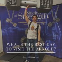 What's The Best Day to Visit The Arnold?