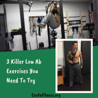 3 Killer Low Ab Exercises You Need To Try