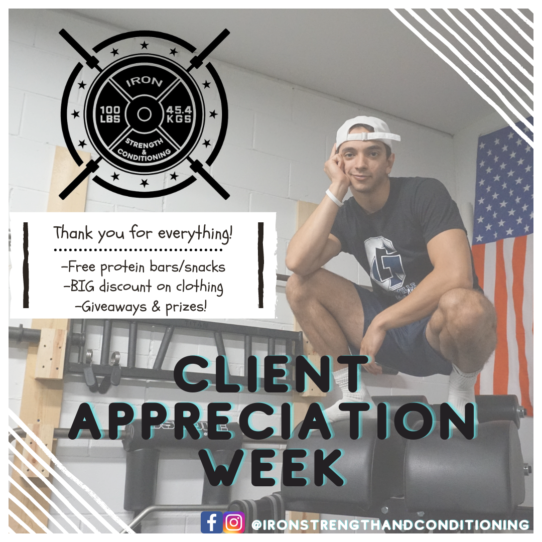🎉Client Appreciation Week🎉